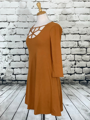 Zenana Dress with Pockets