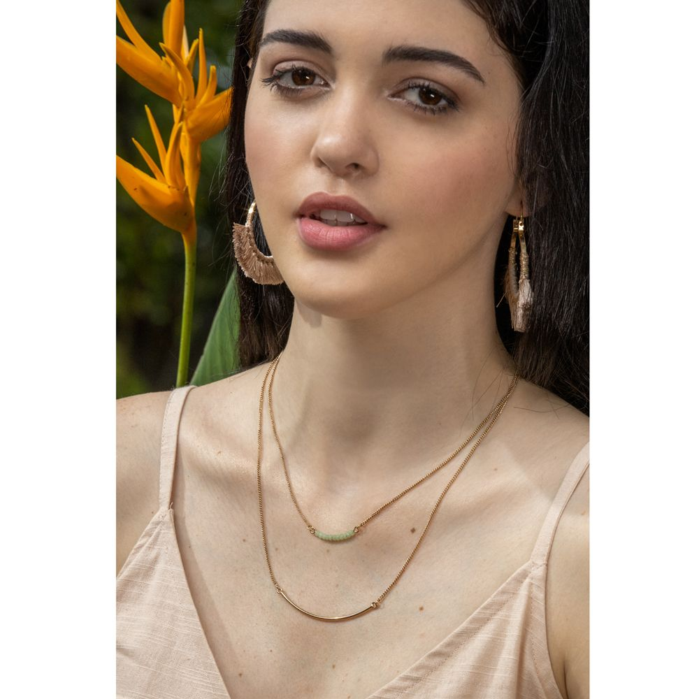 Myra Striking Necklace
