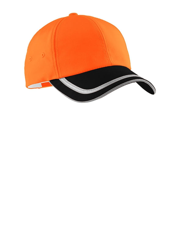 Port Authority®Enhanced Visibility Cap-Port Authority-Pacific Brandwear