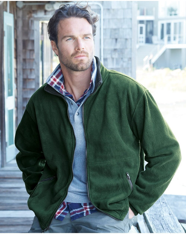 Classic Fleece Jacket-Colorado Clothing-Pacific Brandwear