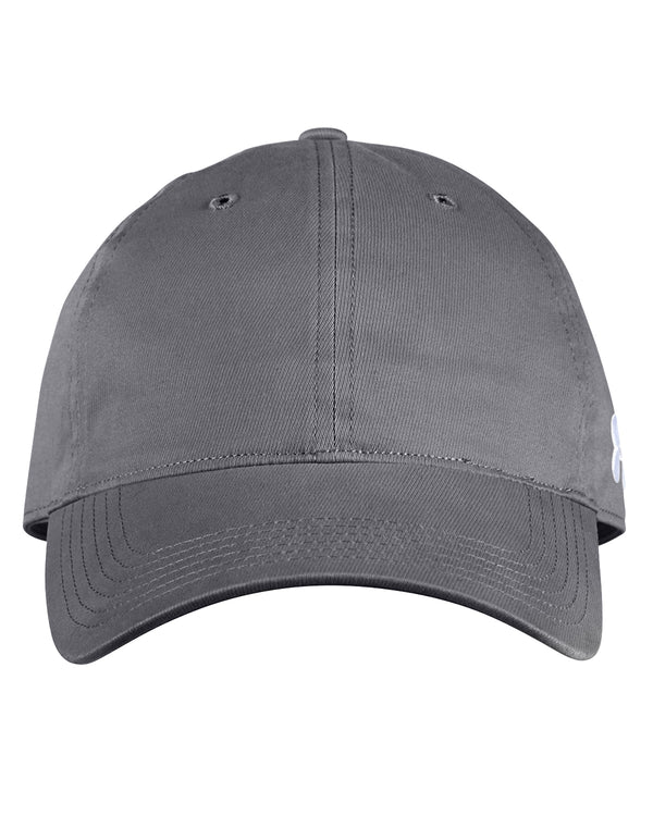 Adjustable Chino Cap-Under Armour-Pacific Brandwear