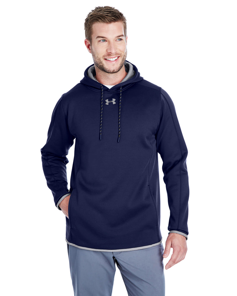 Men's Double Threat Armour Fleece® Hoodie-Under Armour-Pacific Brandwear