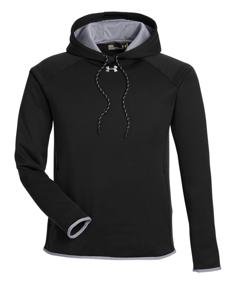 Ladies' Double Threat Armour Fleece® Hoodie-Under Armour-Pacific Brandwear