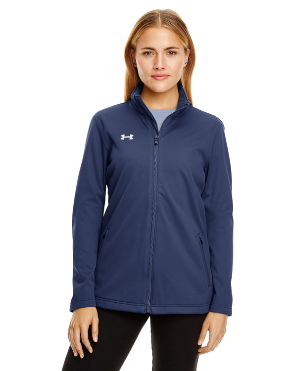 Ladies' UA Ultimate Team Jacket-Under Armour-Pacific Brandwear
