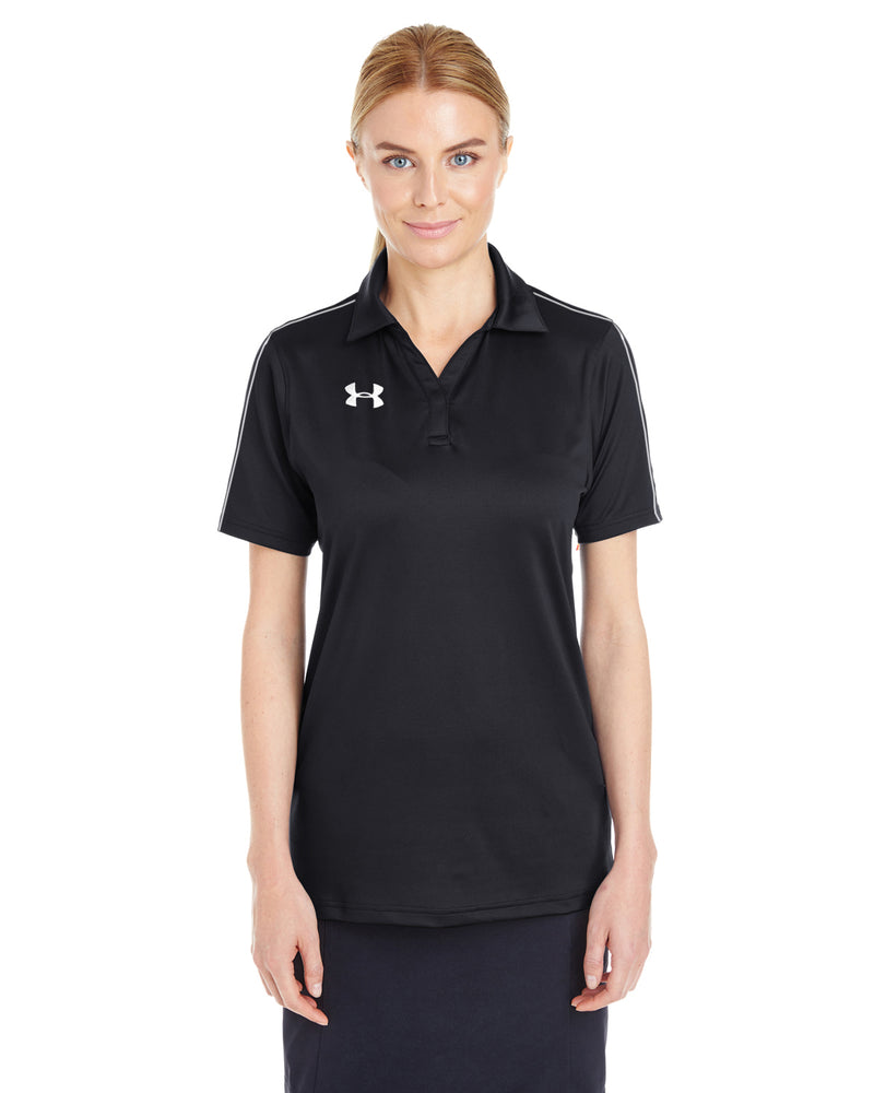 Ladie's Tech Polo-Under Armour-Pacific Brandwear