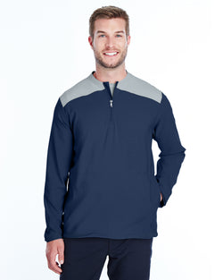 Men's Corporate Triumph Cage Quarter-Zip Pullover-Under Armour-Pacific Brandwear