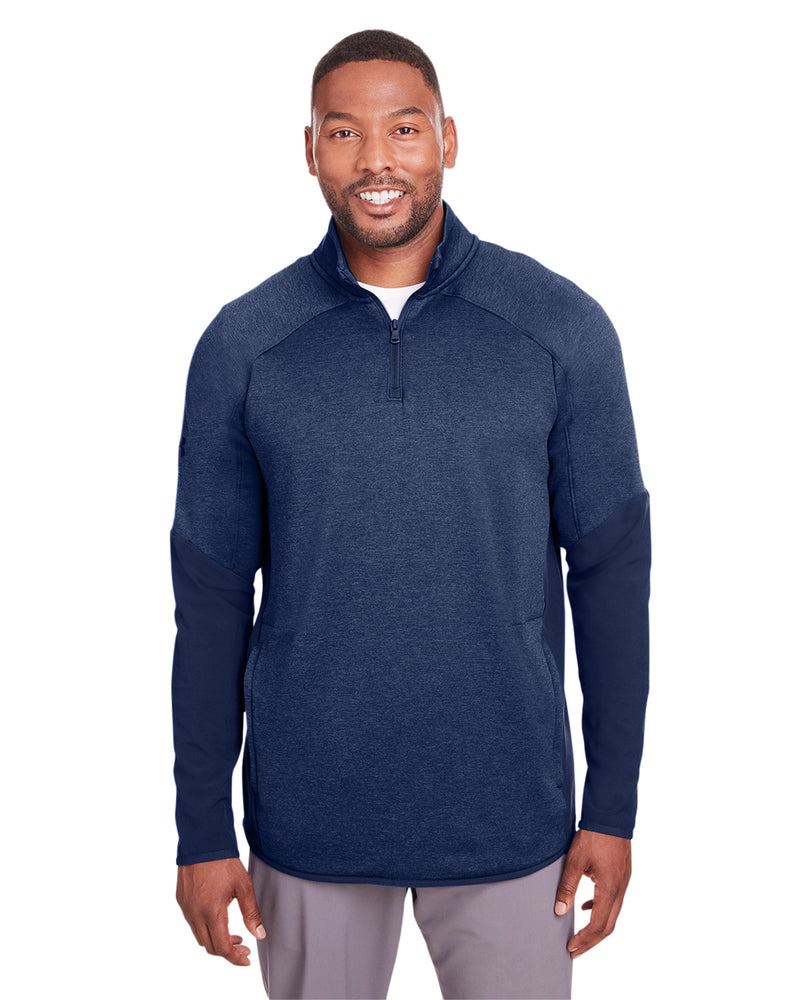 Mens Qualifier Hybrid Corporate Quarter-Zip-Under Armour-Pacific Brandwear
