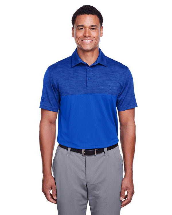 Men's Corporate Colorblock Polo-Under Armour-Pacific Brandwear