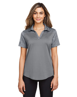 Ladies' Corporate Colorblock Polo-Under Armour-Pacific Brandwear