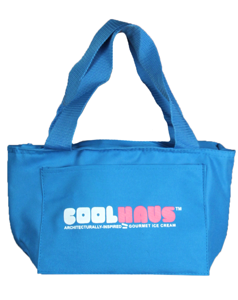 CoolHaus Small Zipper Cooler Tote-Pacific Brandwear-Pacific Brandwear