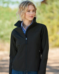 Women's Soft Shell Jacket-Weatherproof-Pacific Brandwear