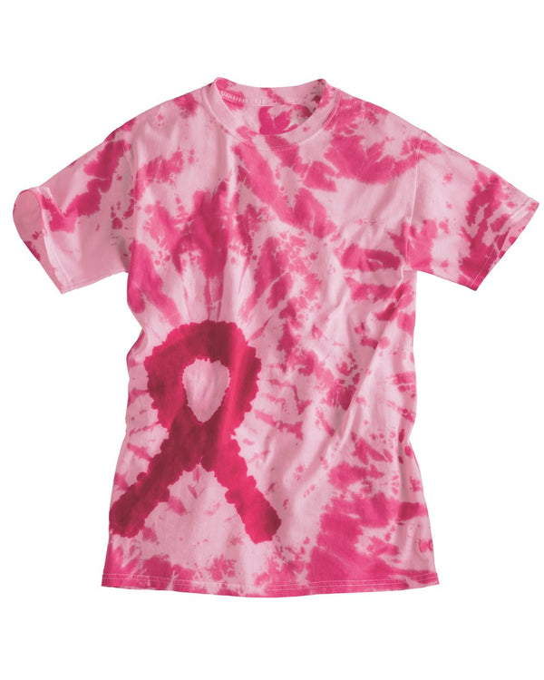 Awareness Ribbon T-Shirt-Dyenomite-Pacific Brandwear