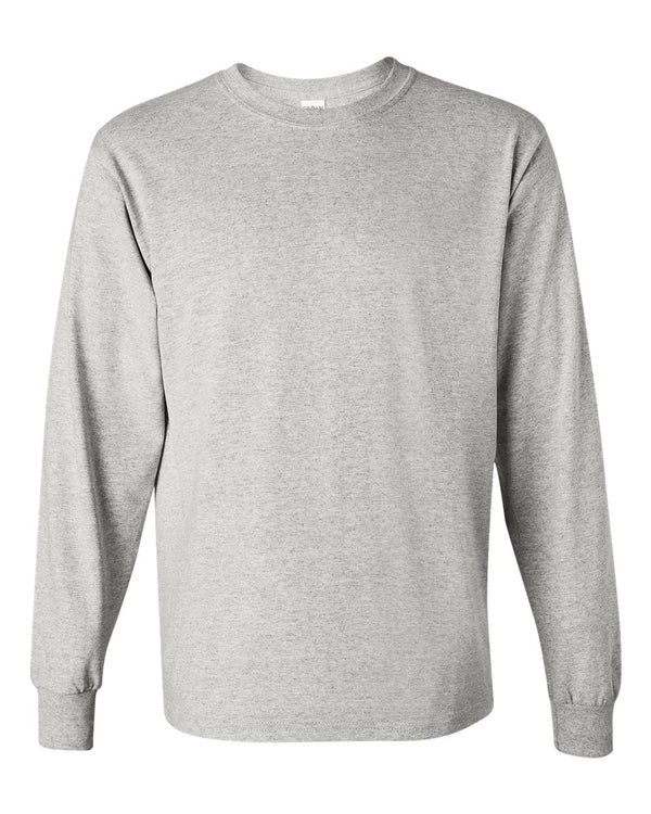 Heavy Cotton Long sleeve T-Shirt-Gildan-Pacific Brandwear