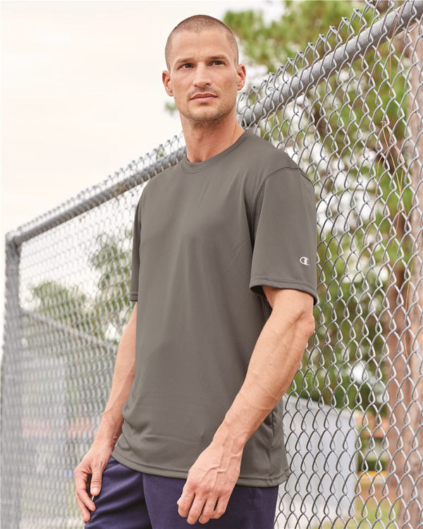 Double Dry Performance T-Shirt-Champion-Pacific Brandwear