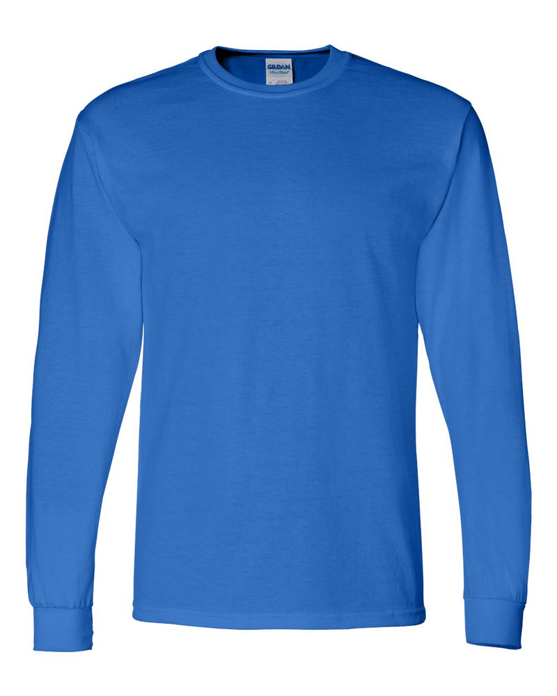 DryBlend 50/50 Long sleeve T-Shirt-Gildan-Pacific Brandwear
