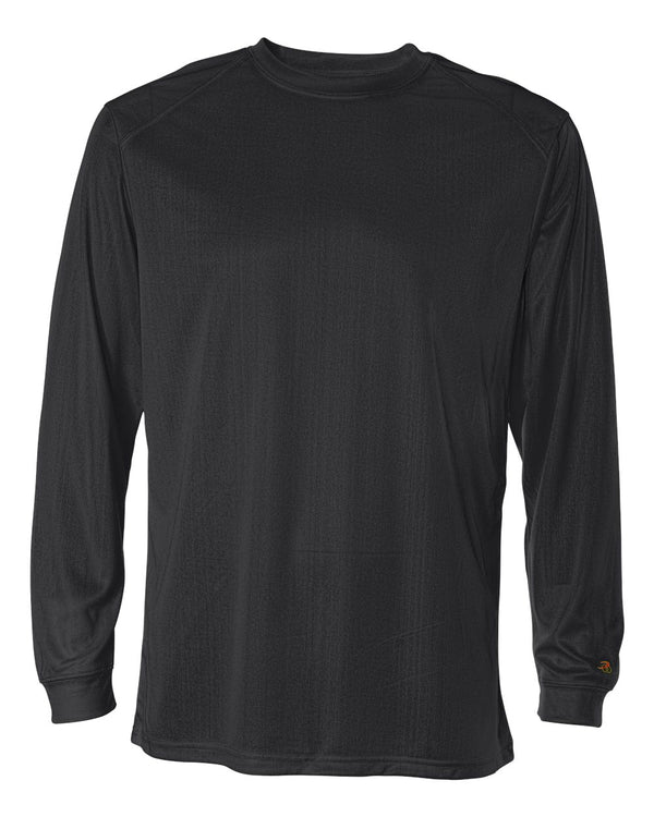 B-Core Long sleeve T-Shirt-Badger-Pacific Brandwear