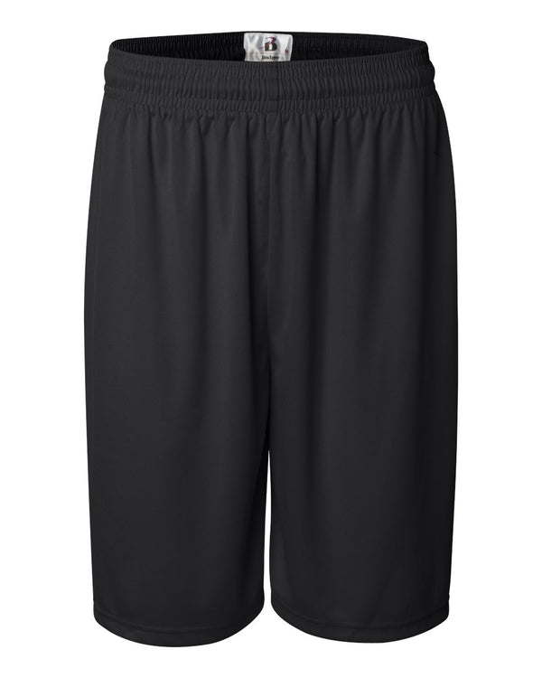 "B-Core 9"" Shorts-Badger-Pacific Brandwear"