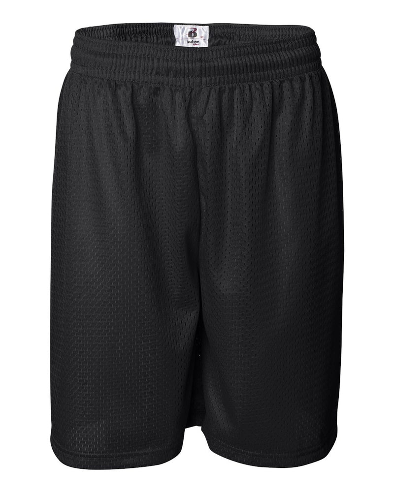 "Pro Mesh 9"" Shorts-Badger-Pacific Brandwear"