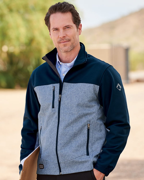 Motion Soft Shell Jacket-DRI DUCK-Pacific Brandwear