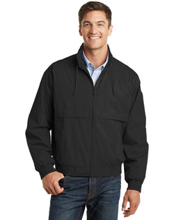 Port Authority®Classic Poplin Jacket-Port Authority-Pacific Brandwear