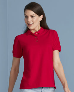 Ultra Cotton Women's Pique Knit Sport Shirt-Gildan-Pacific Brandwear