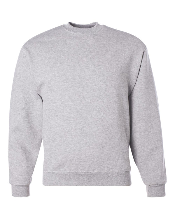 Super Sweats NuBlend Crewneck SweatShirt-JERZEES-Pacific Brandwear