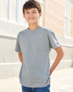 Youth Short sleeve Tagless T-Shirt-Champion-Pacific Brandwear