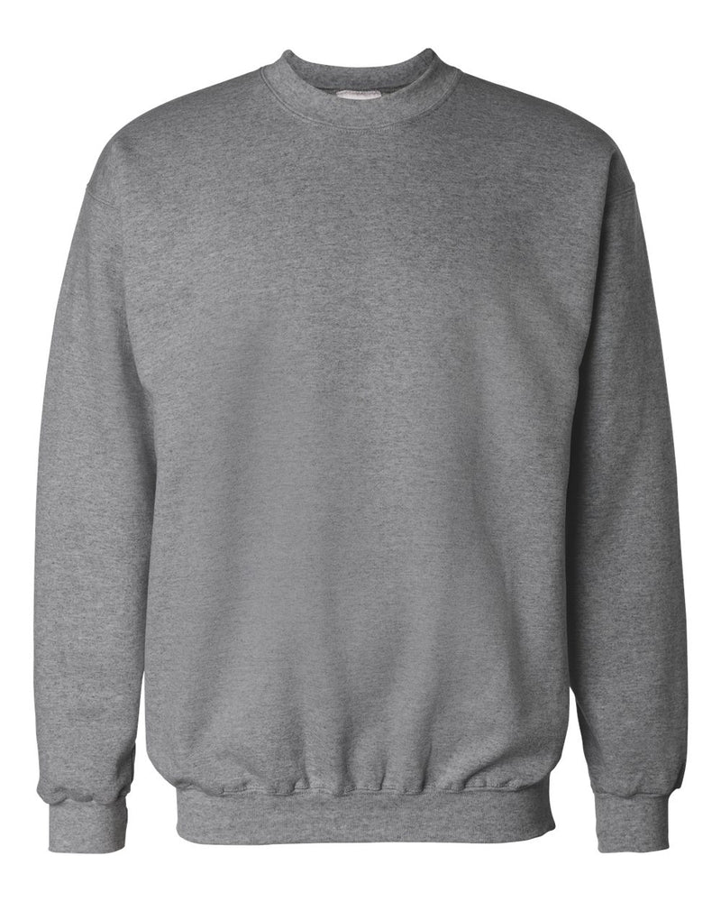 Ultimate Cotton Crewneck Sweatshirt-Hanes-Pacific Brandwear