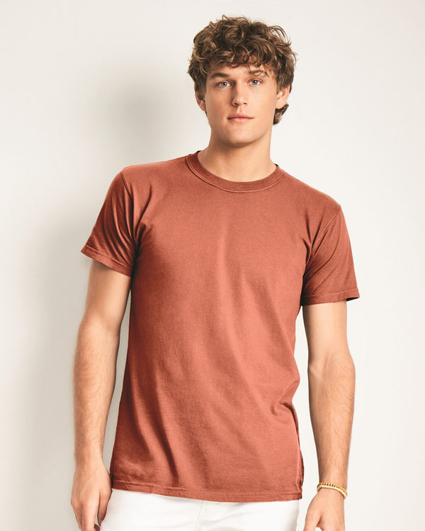Garment-Dyed Lightweight T-Shirt-Comfort Colors-Pacific Brandwear