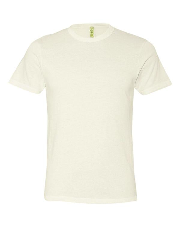 Alternative Apparel Eco-Jersey Crew T-Shirt-Alternative Apparel-Pacific Brandwear