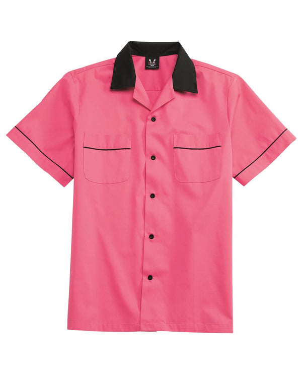GM Legend Bowling Shirt-Hilton-Pacific Brandwear