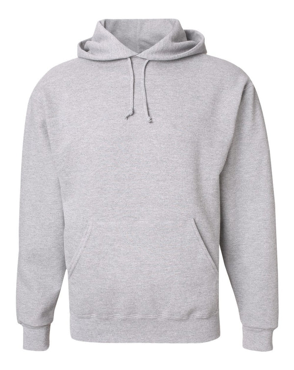 Super Sweats NuBlend Hooded Sweatshirt-JERZEES-Pacific Brandwear