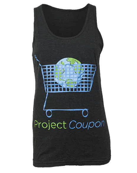 Project Coupon Earth Shopping Cart Tank-Pacific Brandwear-Pacific Brandwear