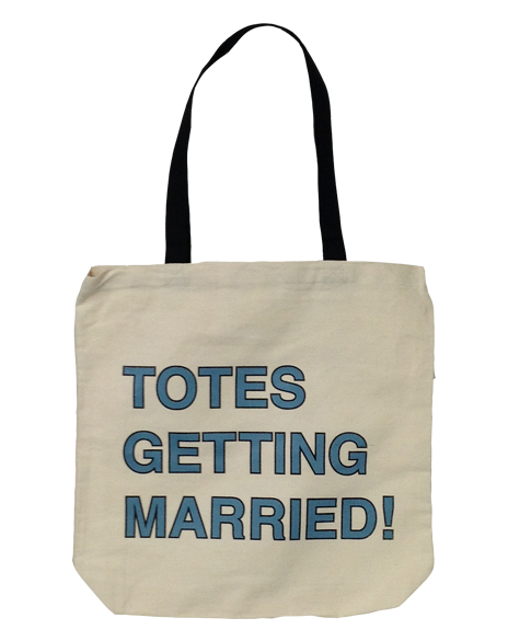 Totes Getting Married Tote-Pacific Brandwear-Pacific Brandwear