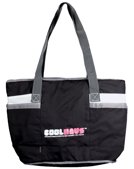CoolHaus Large Zipper Cooler Tote-Pacific Brandwear-Pacific Brandwear