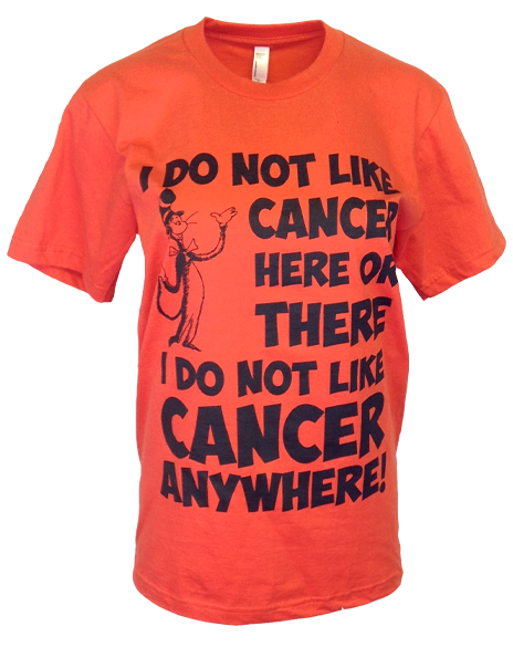 Jounce Therapeutics I Do Not Like Cancer Tee-Pacific Brandwear-Pacific Brandwear