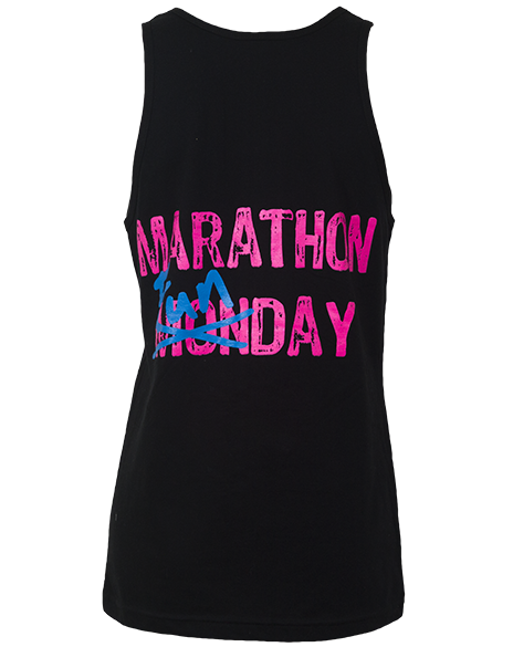 Marathon Funday We Run This City Tank-Pacific Brandwear-Pacific Brandwear