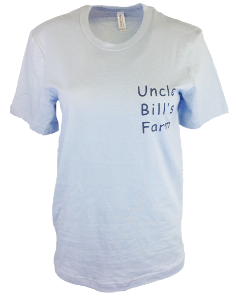 Uncle Bill's Farm Tee-Pacific Brandwear-Pacific Brandwear