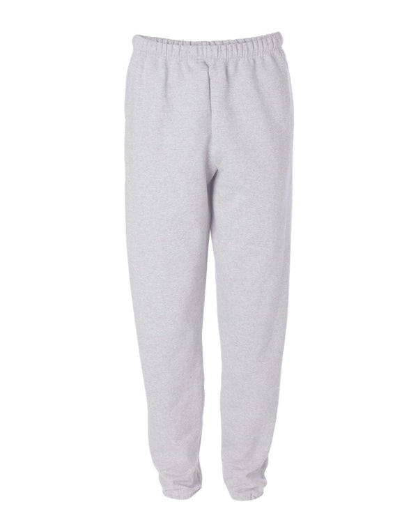 Super Sweats NuBlend Sweatpants with Pockets-JERZEES-Pacific Brandwear