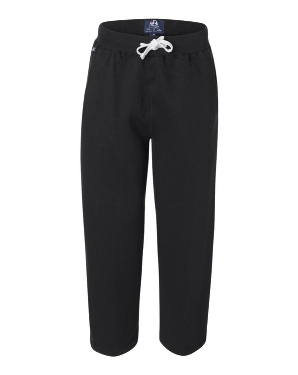 Premium Open-Bottom Sweatpants-J. America-Pacific Brandwear