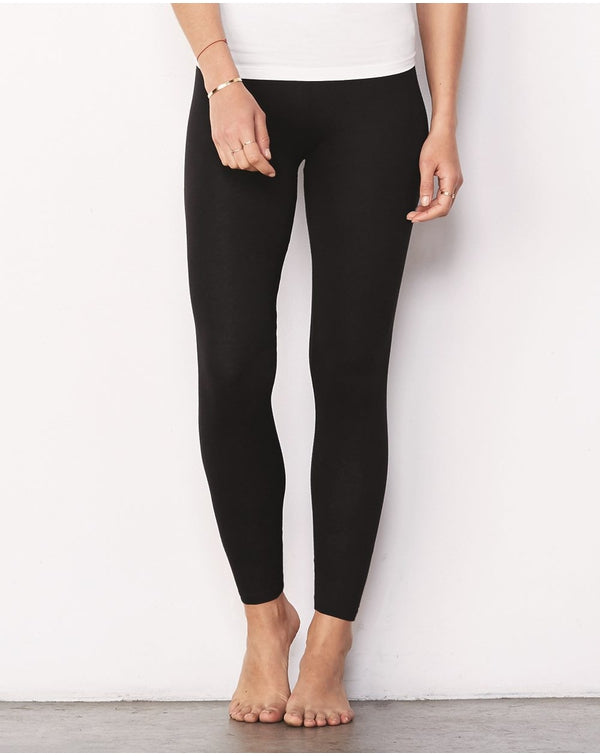 Women's Leggings-BELLA + CANVAS-Pacific Brandwear