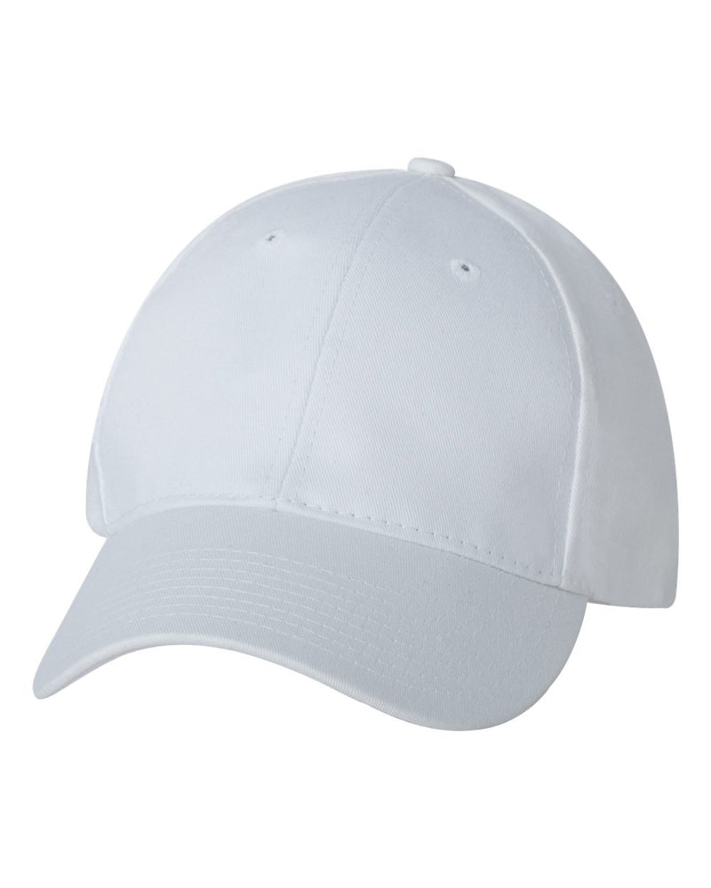 USA-Made Chino Twill Cap-Bayside-Pacific Brandwear