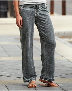 Women's Vintage Zen Fleece Sweatpants-J. America-Pacific Brandwear
