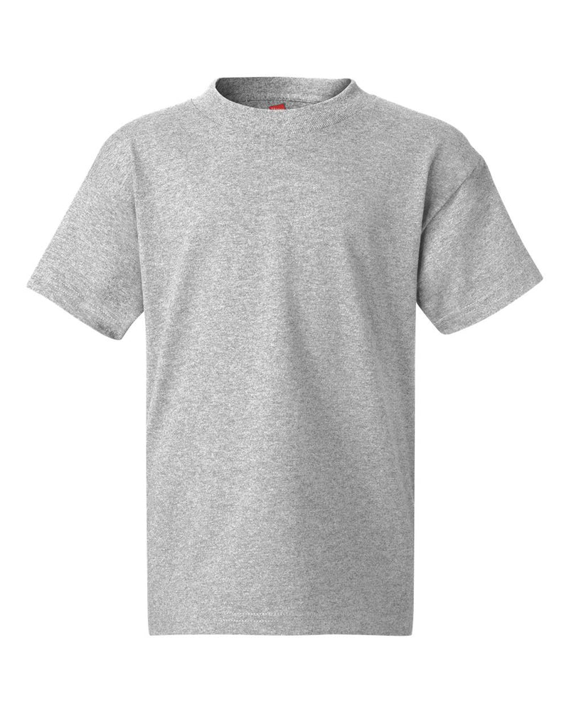 Tagless Youth Short sleeve T-Shirt-Hanes-Pacific Brandwear