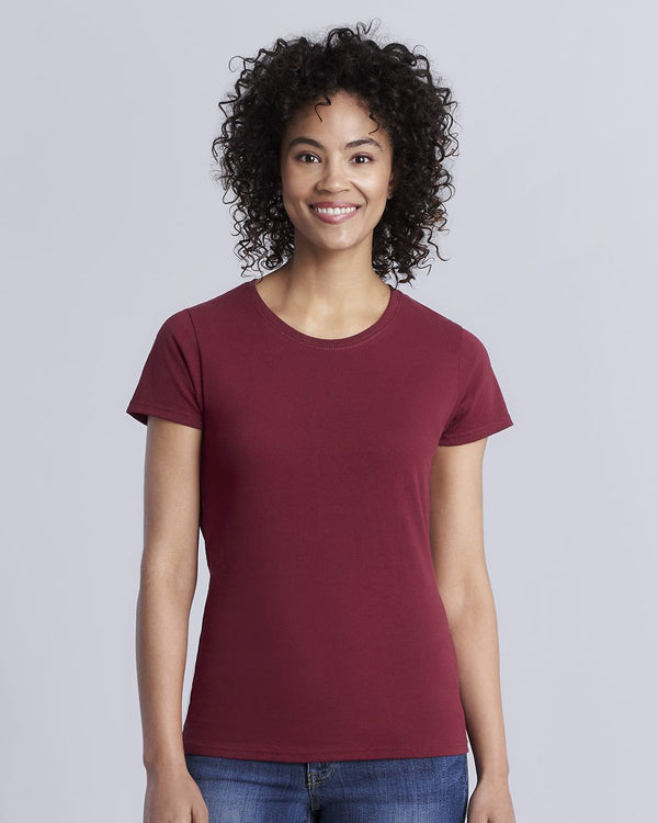 Heavy Cotton Women's T-Shirt-Gildan-Pacific Brandwear