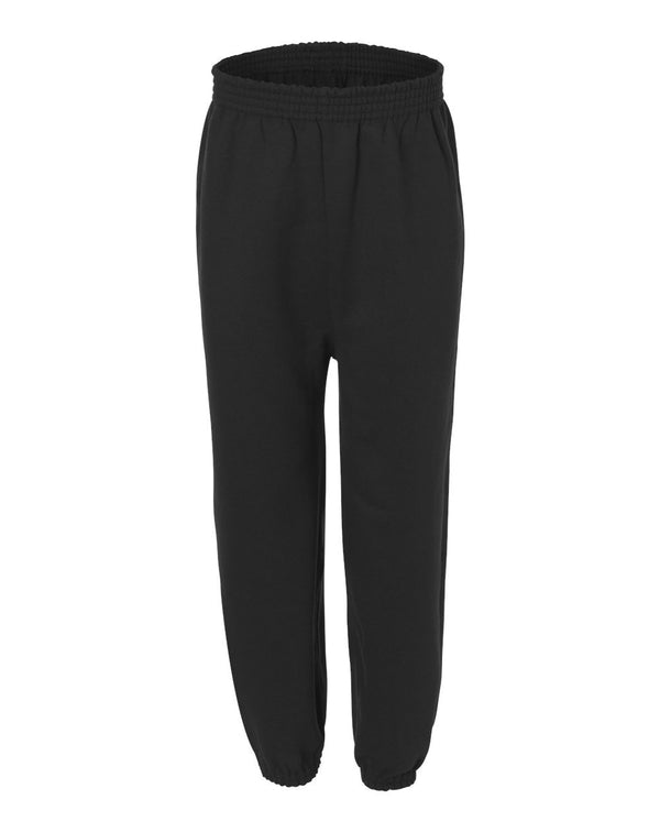 Ecosmart Youth Sweatpants-Hanes-Pacific Brandwear