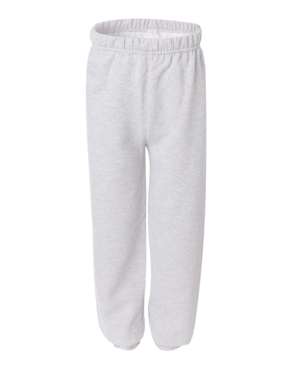 NuBlend Youth Sweatpants-JERZEES-Pacific Brandwear