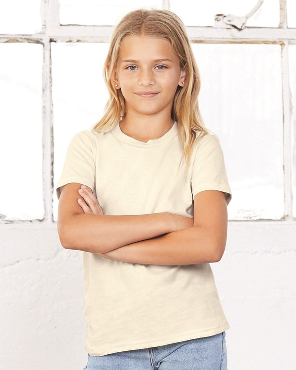 Youth Unisex Jersey Tee-BELLA + CANVAS-Pacific Brandwear