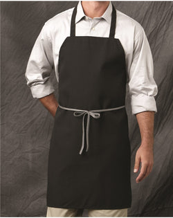 Chef Designs Standard Bib Apron-Chef Designs-Pacific Brandwear