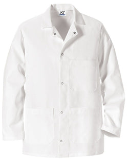 Chef Designs Gripper Front Short Butcher Coat-Chef Designs-Pacific Brandwear